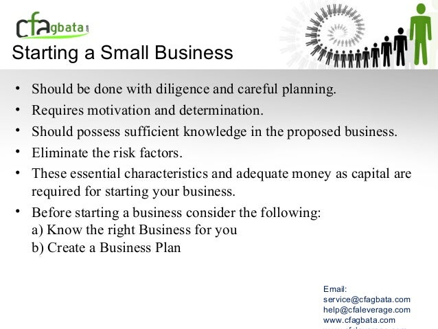 starting your own small business Starting a small business requires determination everything you need to know about starting your own business 17 small businesses you can start for under $100.