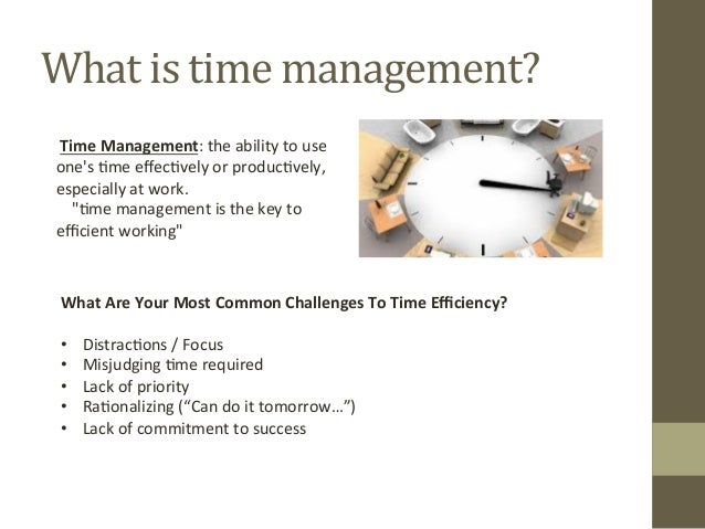 effective time management Time is precious, particularly when it comes to running a small business yet there are never more than 24 hours in a day some entrepreneurs respond to this fact of life with focus and.