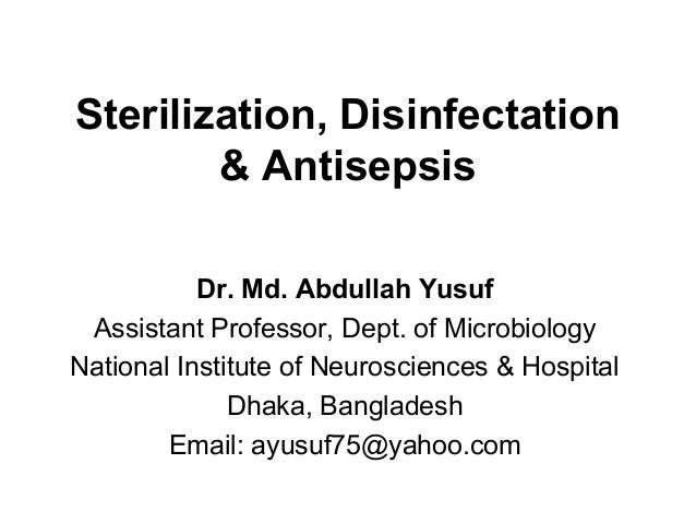 Difference Between Sterilization and ...