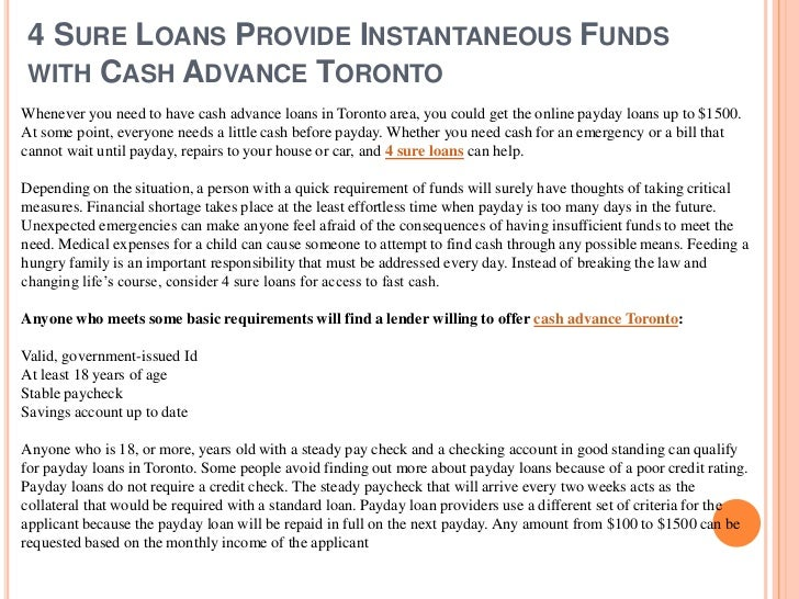 Usa cash advance loans image 2