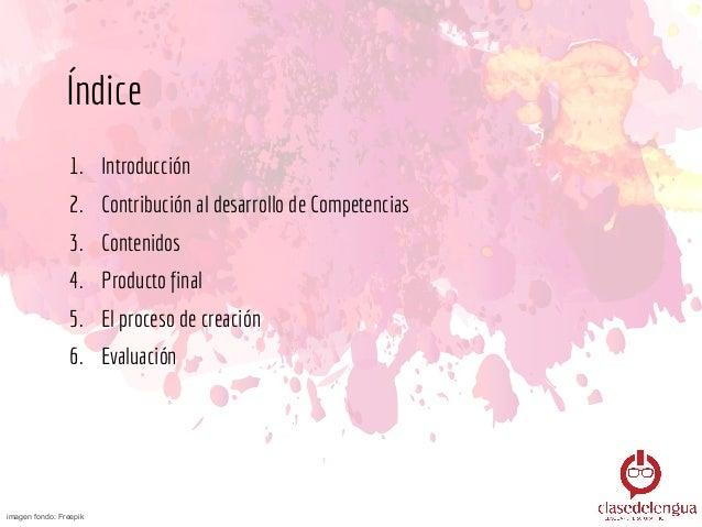 1. Introducción El proyecto SENTIDOS FIGURADOS está destinado al alumnado de 1ESO. Géneros Literarios La lírica Recursos e...