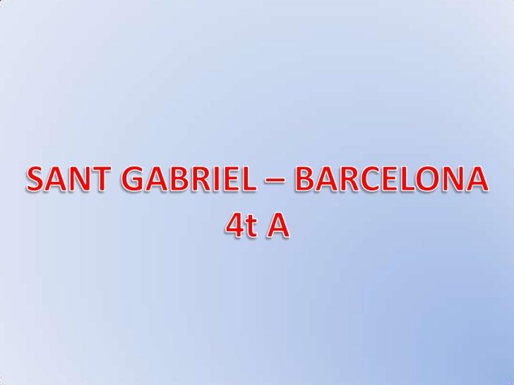4t A SG-Barcelona
