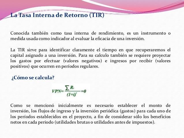 tasa contable de retorno Formación por competencias métodos de evaluación financiera que no toman en cuenta el valor del dinero en el tiempo método de la tasa de rentabilidad contable-tasa de rendimiento contable.