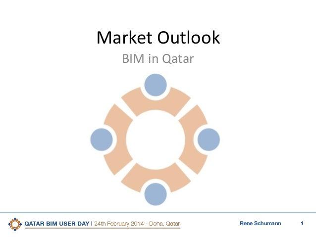 1Rene Schumann Market Outlook BIM in Qatar
