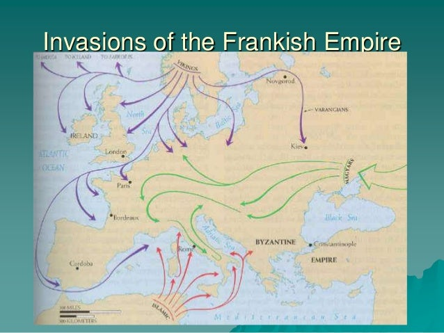 Invasions of the Frankish Empire