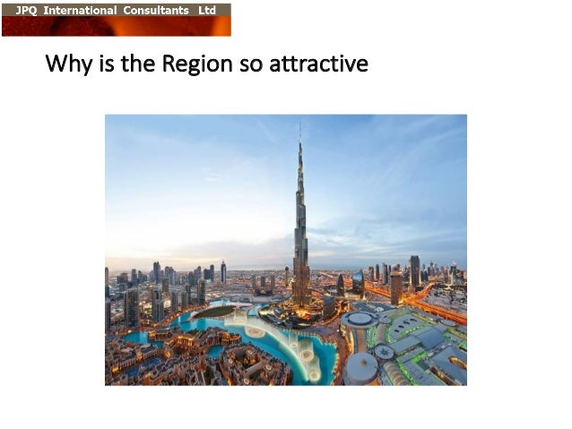 Why  is  the  Region  so  attractive