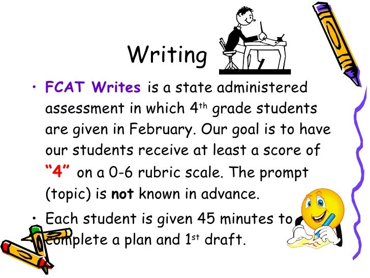 9th grade fcat essay prompts