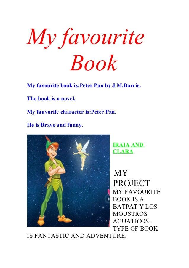 my favourite book essay for children