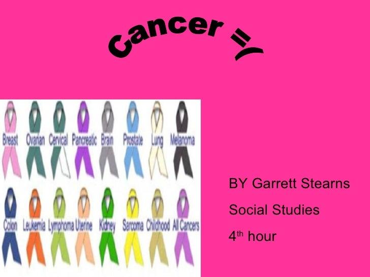 BY Garrett StearnsSocial Studies4th hour