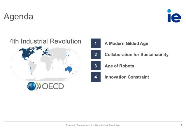 The 4th Industrial Revolution - A Scenario Analysis on the Future of Production Slide 2
