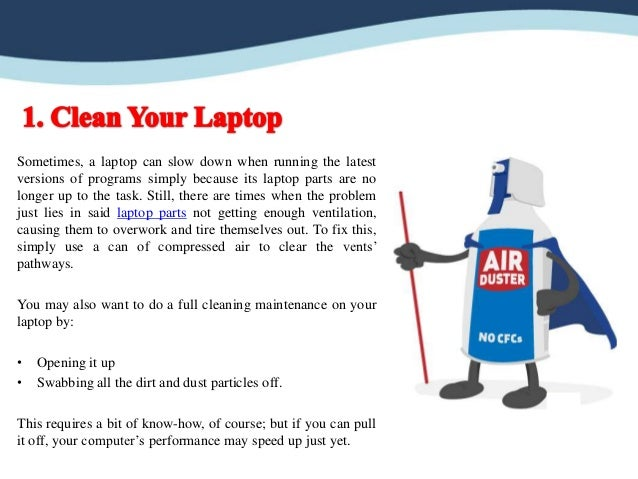 4 things you can do to extend your laptop's life span