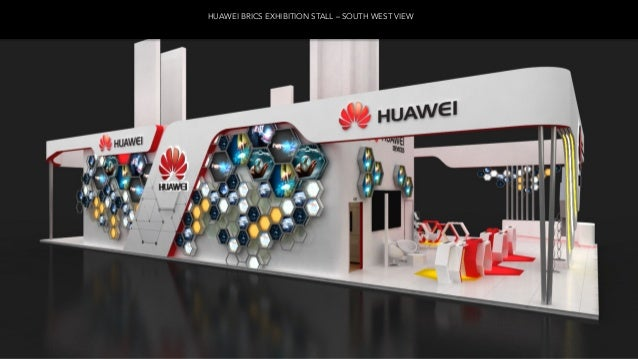 Exhibition Stall Reference : Exhibition design for brics