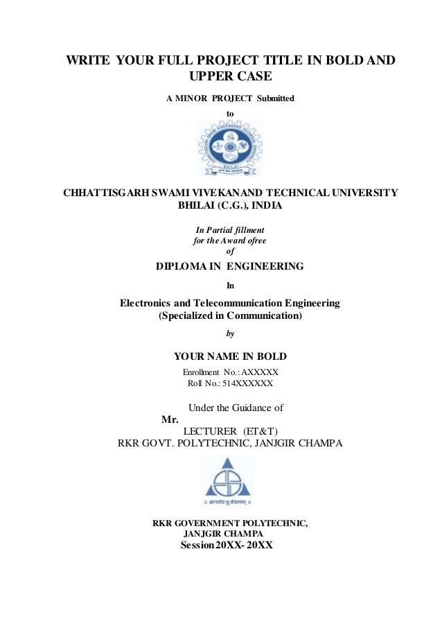 me thesis format csvtu