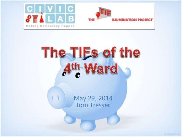 May 29, 2014  Tom Tresser