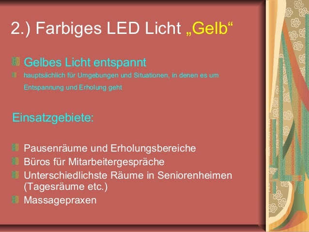4 tipps zur mitarbeitermotivation durch LED Lampen Licht Slide 3