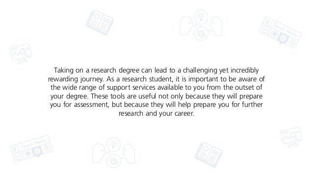 4 tips for becoming a successful research student Slide 2