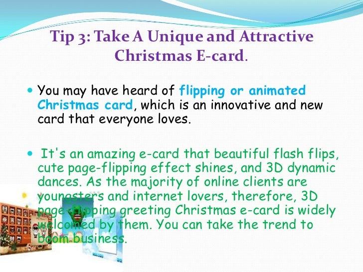 4 tips for making business christmas e cards 6 colourmoves
