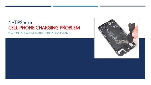 Mobile charging problem