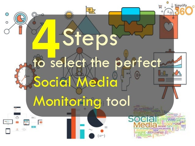 Steps to select the perfect Social Media Monitoring tool 4
