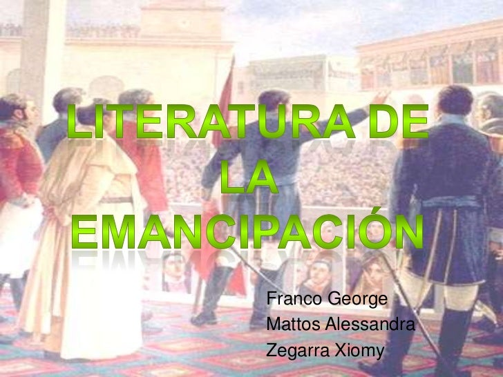 Franco GeorgeMattos AlessandraZegarra Xiomy