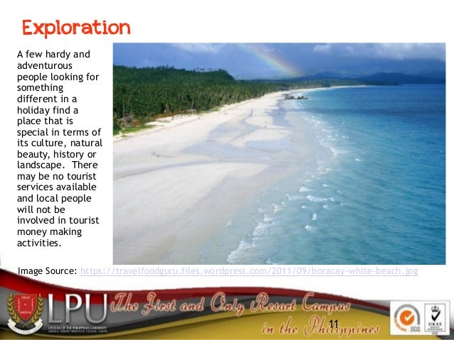 11 A few hardy and adventurous people looking for something different in a holiday find a place that is special in terms o...