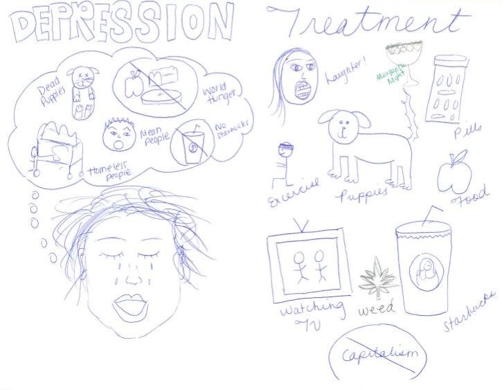 Deviance and Treating Pathology: Depression