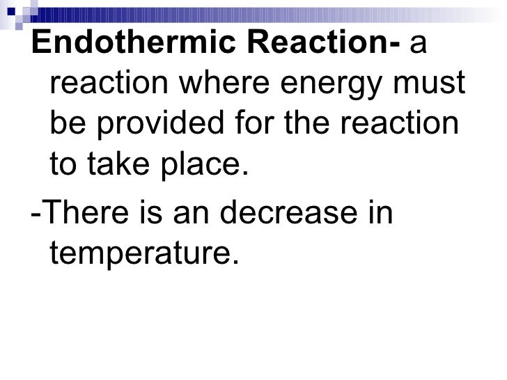 4 types of chemical reactions