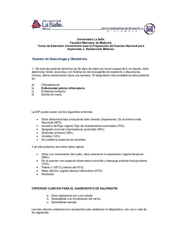 Examen ginecologia o_20196
