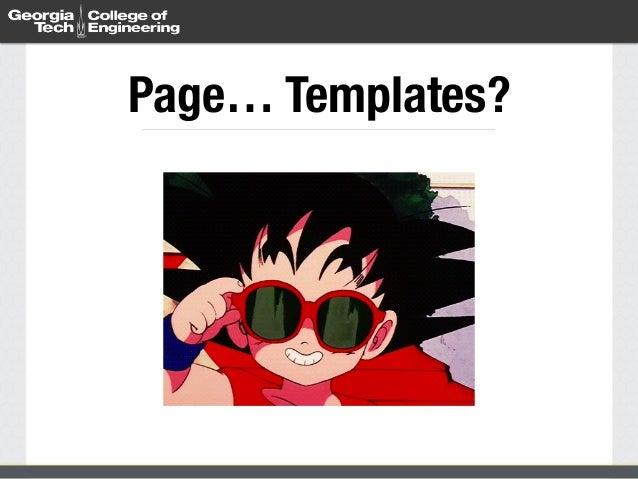 April 2016 - Atlanta WordPress Users Group - Child Themes