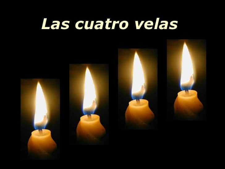 4velas Paz Fe Amor Y Esperanza