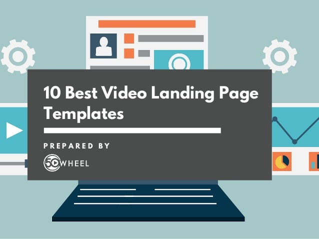 The Best Video Landing Page Templates - Video landing page templates