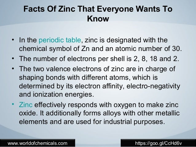4 vital things about zinc that you should know facts of zinc urtaz Images