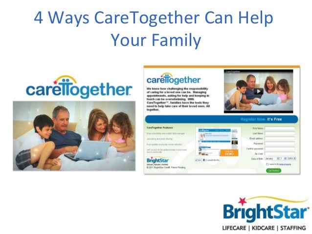 4 Ways CareTogether Can Help        Your Family