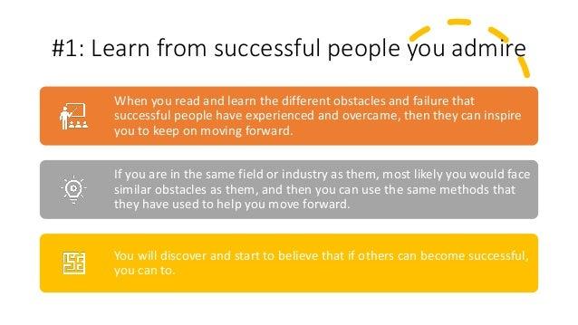 4 ways to believe in yourself Slide 3