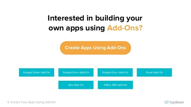 4 Ways to Build an App Without Code | AppSheet