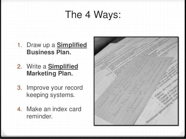 4 ways to jump start your biz in 2013 Slide 2