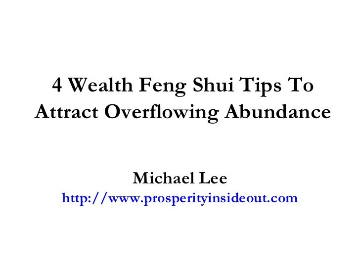 4 wealth feng shui tips to attract overflowing abundance - Wealth direction feng shui ...