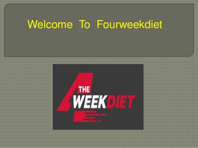 3 weeks weight loss diet plan