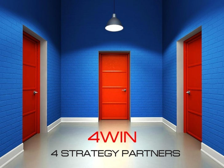 4WIN4 STRATEGY PARTNERS