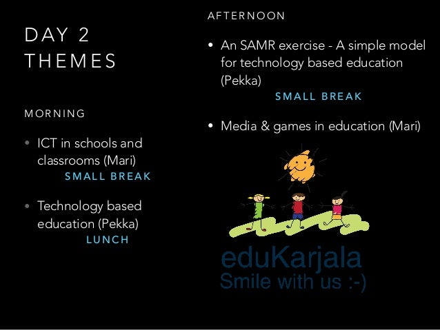 New Learning Environments - ICT in the education Slide 2