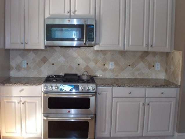 4x4 noce travertine tile     4x4 noce travertine tile backsplash designs for kitchens  rh   slideshare net