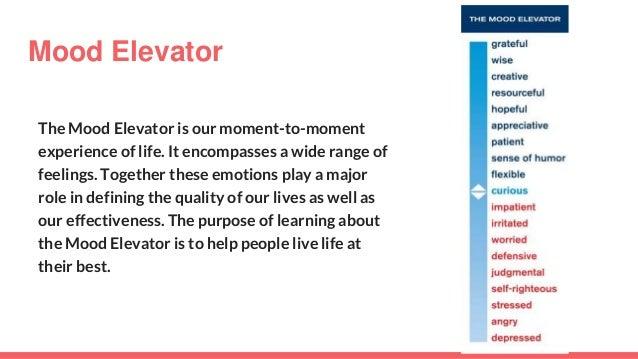 Mood Elevator - Talent Power Partners