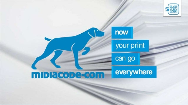 now your print can go everywhere