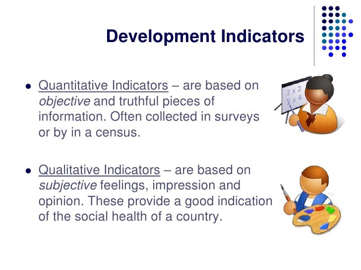 an introduction to the principle economic indicators What is human development  gross domestic product (gdp) and economic growth emerged as leading indicator of national progress in many countries,.