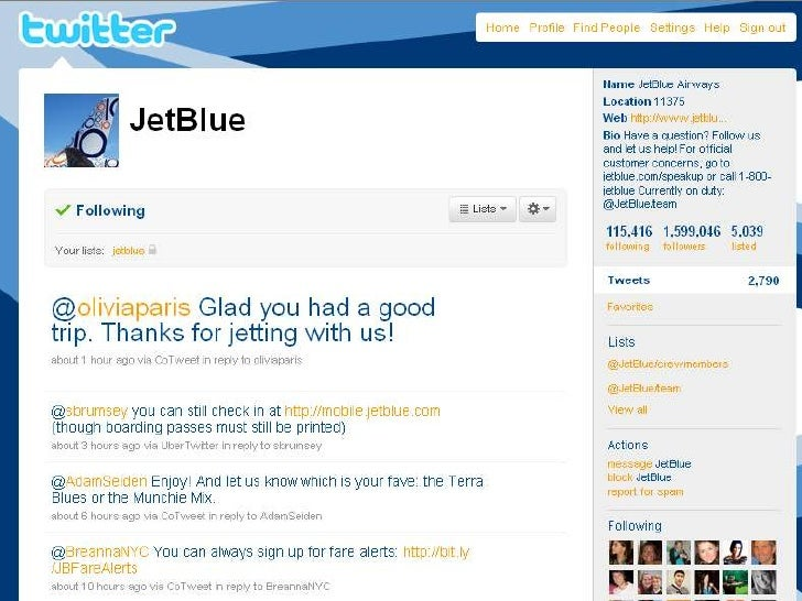 jetblue mrketing essay Jetblue airways swot analysis & matrix provide insight into strategy,internal &  external factors  essays, term papers & research papers  various  departments within the organization such as – marketing, finance, operations,  management.
