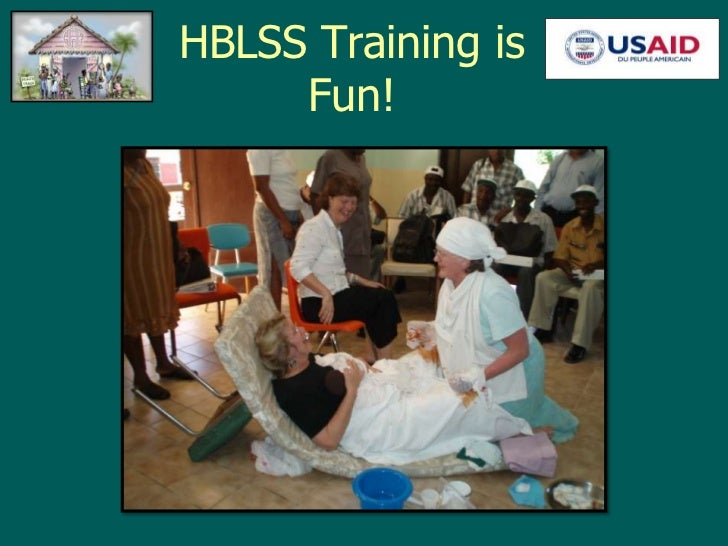 HBLSS Training is Fun!<br />