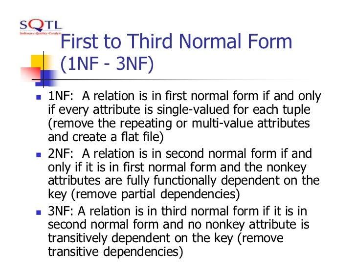 Hasil gambar untuk implement norm form database