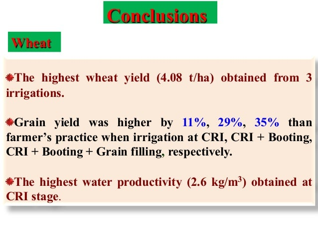 the effects of salinity on wheat germination essay An important part of germination most teachers overlook  testing the effects of salinity on seed germination  americanism educational leaders essay contests.