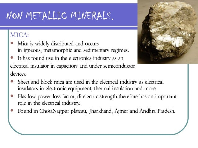 conservation of mineral resources methods