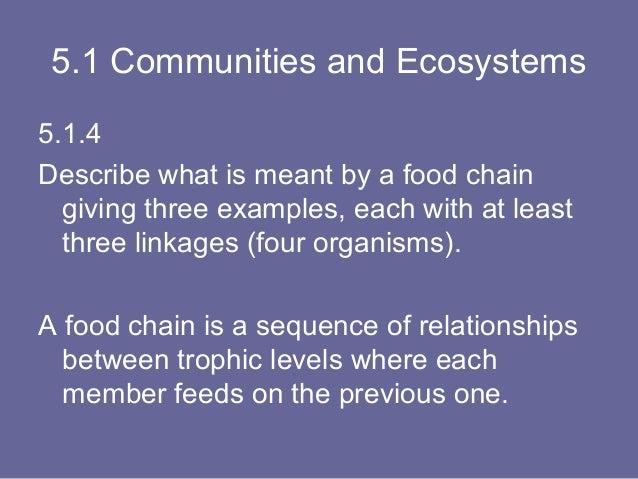 5 1 Communities  U0026 Ecosystems